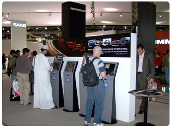 9th Middle East International Motor Show 2007